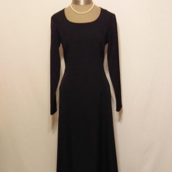 Tuxedo Wholesaler Dresses Black Long Sleeve Choir Orchestra